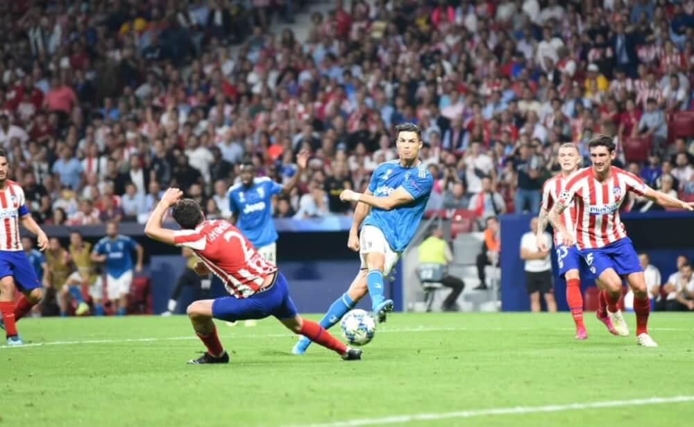 Атлетико Мадрид Ювентус