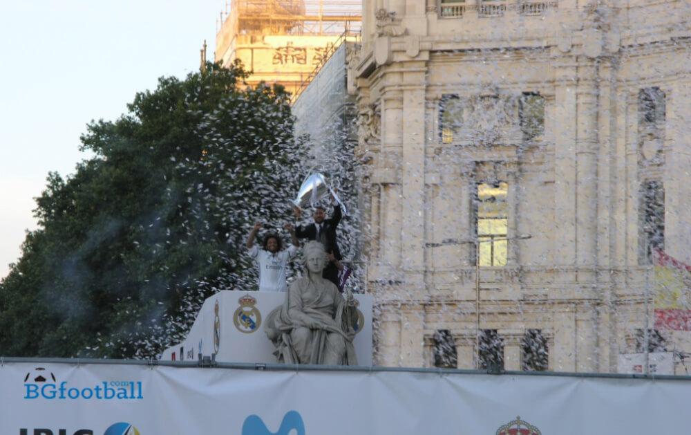 площад Сибелес Рамос Реал