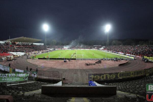 стадион Българска армия
