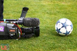 телевизия и футбол