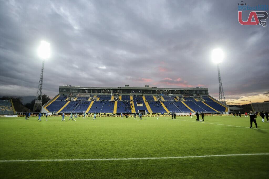 Левски – Ботев Враца 0:0