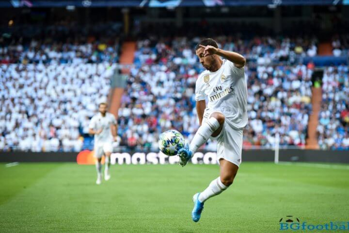 Еден Азар Реал Мадрид