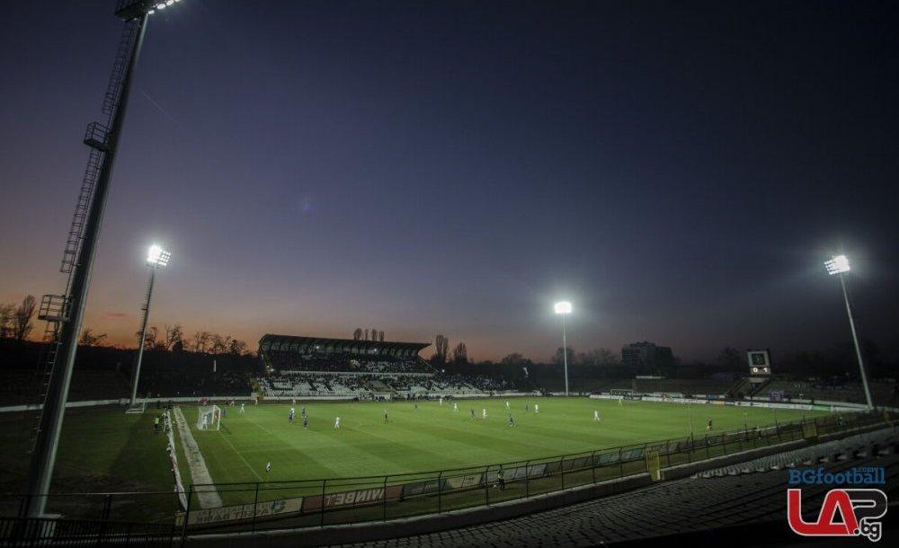 Стадион Славия