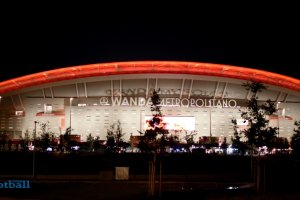Стадион Метрополитано Атлетико Мадрид