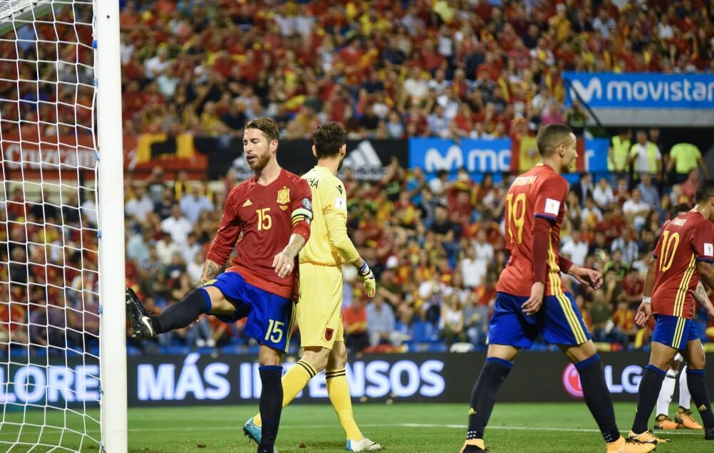 Рамос Испания