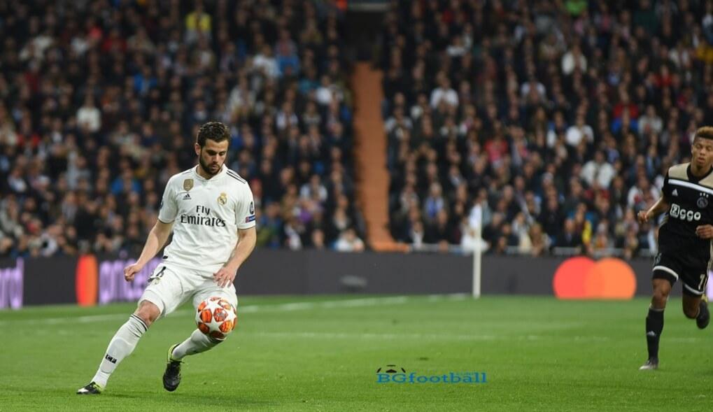Начо Фернандес Реал Мадрид