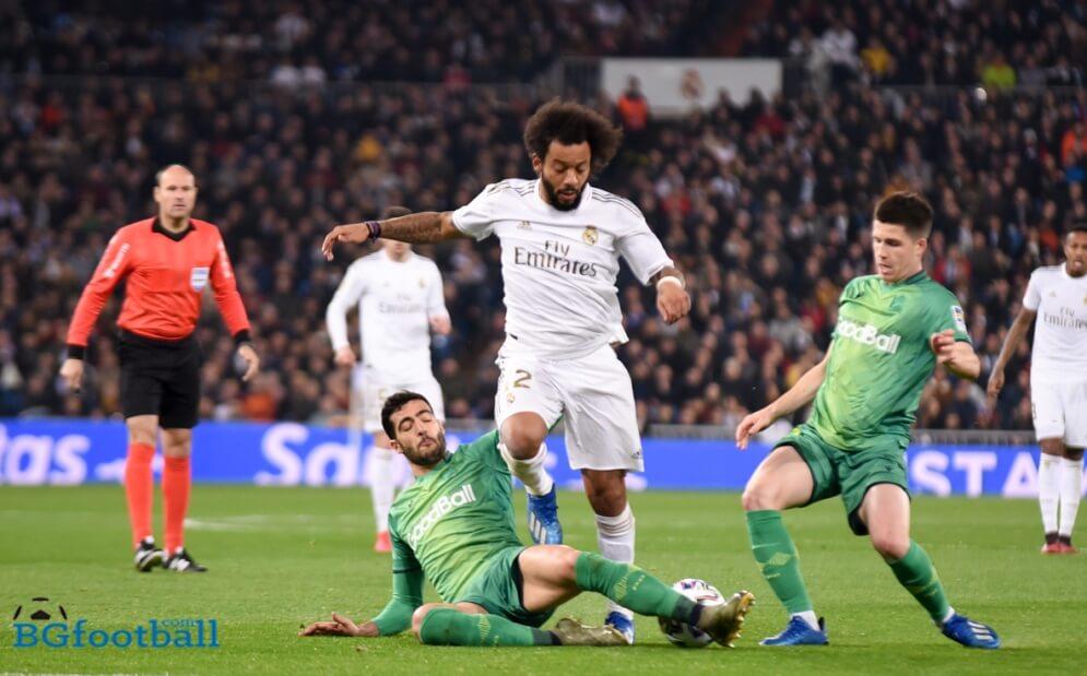 Марсело Реал Мадрид