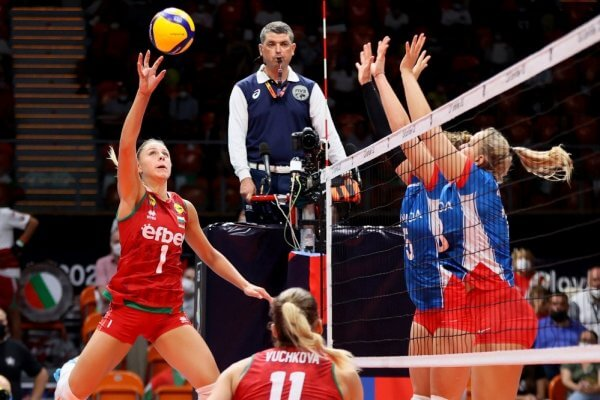 България волей националки