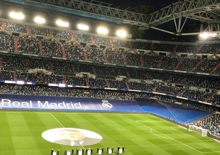 стадион Сантяго Бернабеу